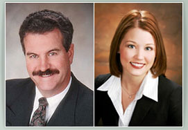 Attorneys Paul and Nicole